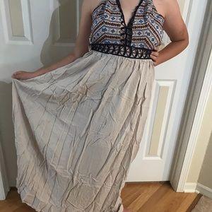 New Soueblu dress size small